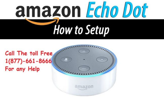 Amazon Support Number for Echo Alexa Setup