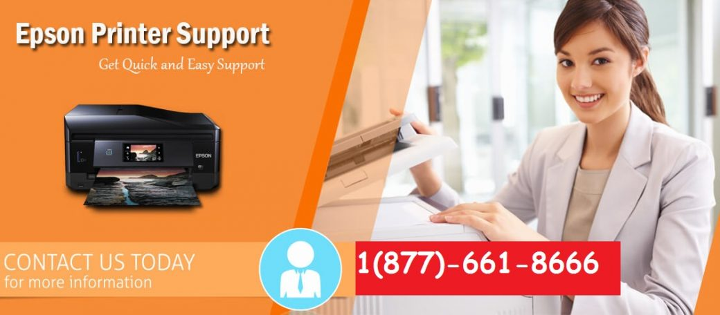 Epson Printer Global Support Number and Solution