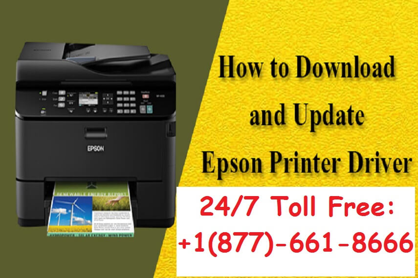 How to Update Epson Printer Driver?