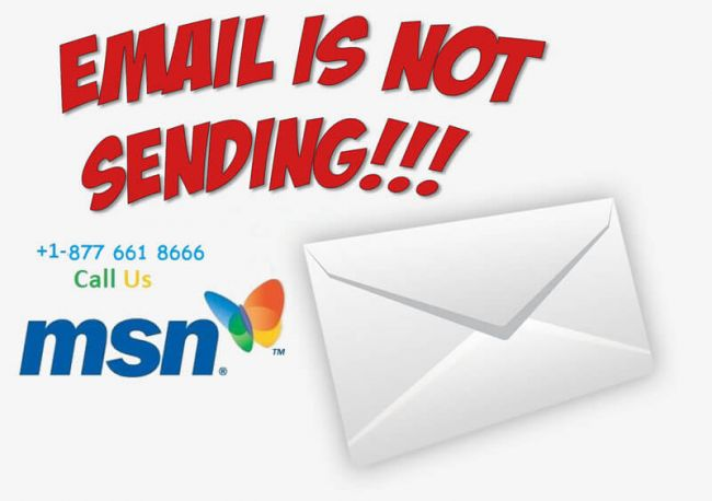 fix problems sending or receiving MSN email