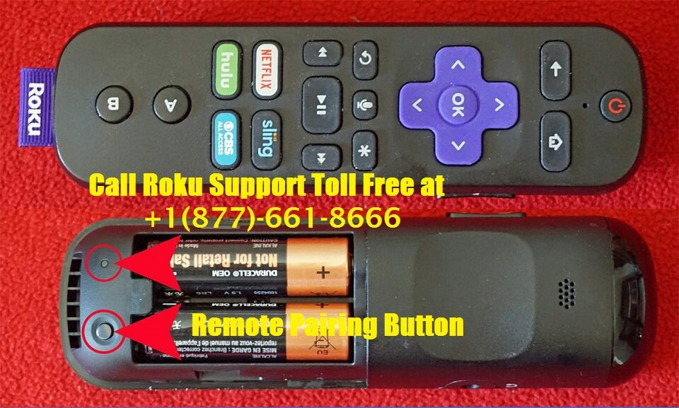 Roku Enhanced Remote Control Pairing and Setup