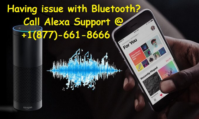 Alexa won't connect to Bluetooth Devices