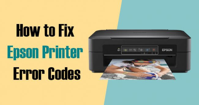 "Fix ""MNT TK NEAR FULL"" error on Epson Printer"